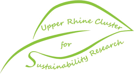 Logo Upper Rhine Cluster for Sustainability Research
