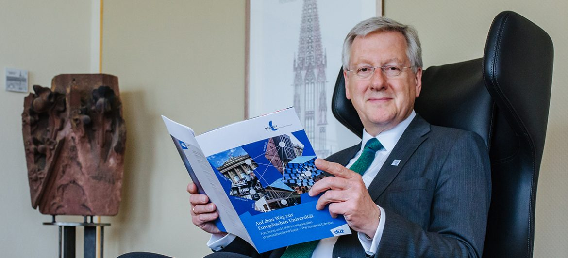 The duz is dedicating a magazine supplement to Eucor – The European Campus