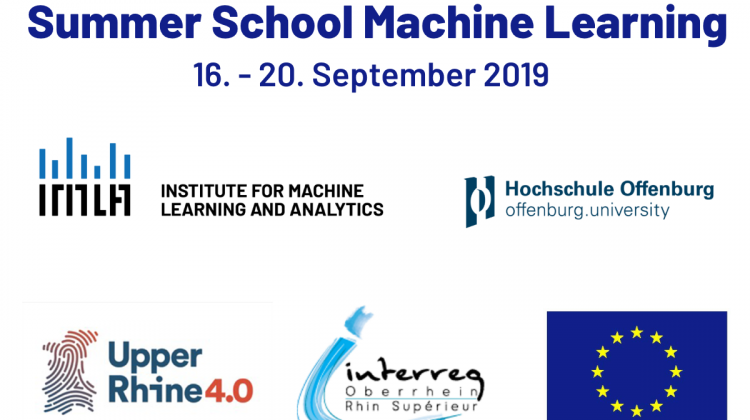 Summer School Machine Learning 2019