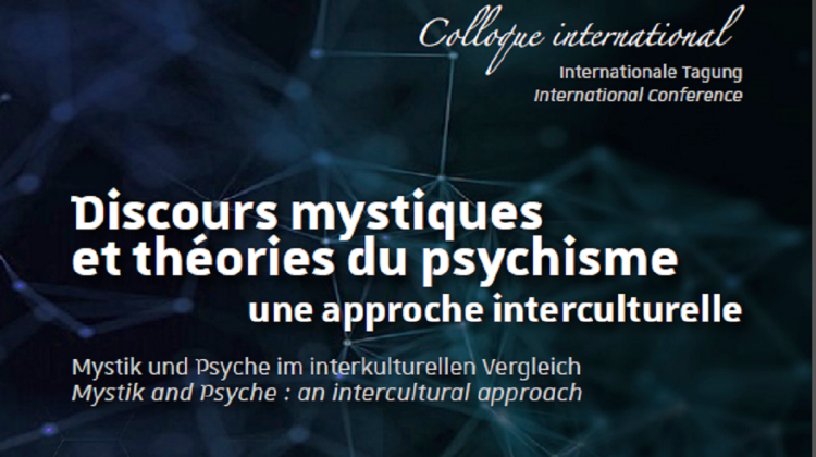 Mystik and Psyche : an intercultural approach